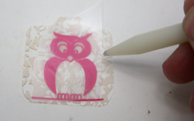 Pink Hootie Necklace 4
