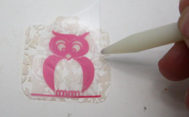 Pink Hootie Necklace 4