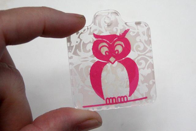 Pink Hootie Necklace 6