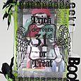Becky Olsen Halloween mini cover