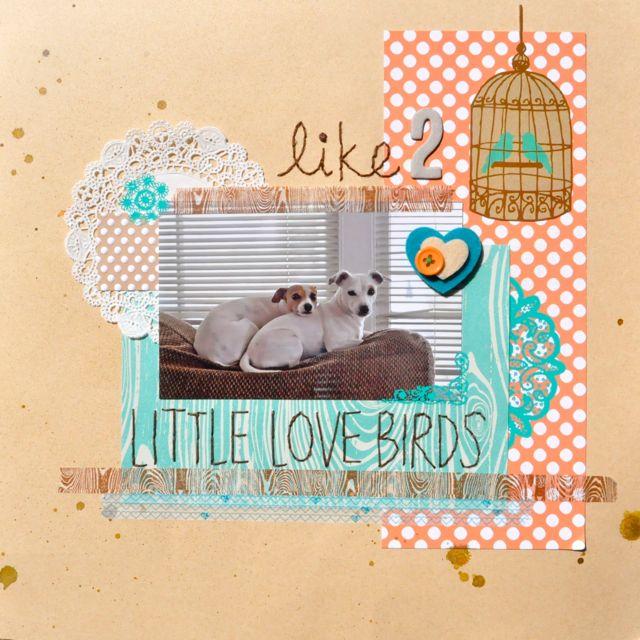 Lovebirdspage