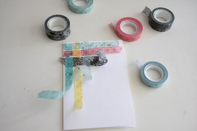 Washi Weaving 2