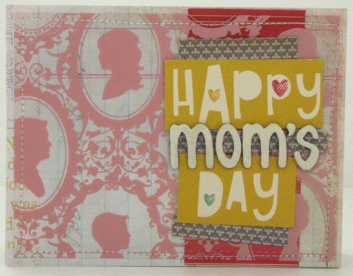 Sketch 64 Happy Mom's Day