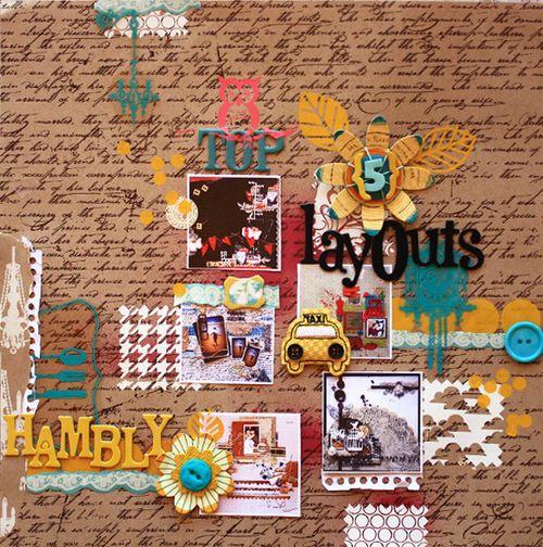 Top 5 Hambly layouts