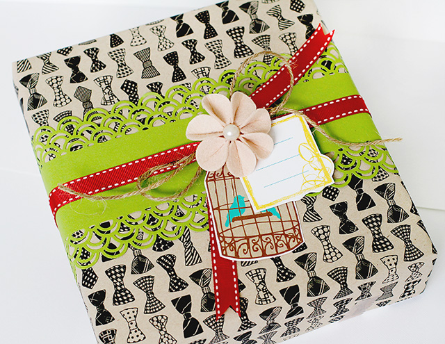 Altered_Gift Box