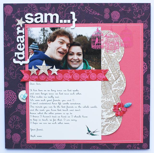 Dear Sam