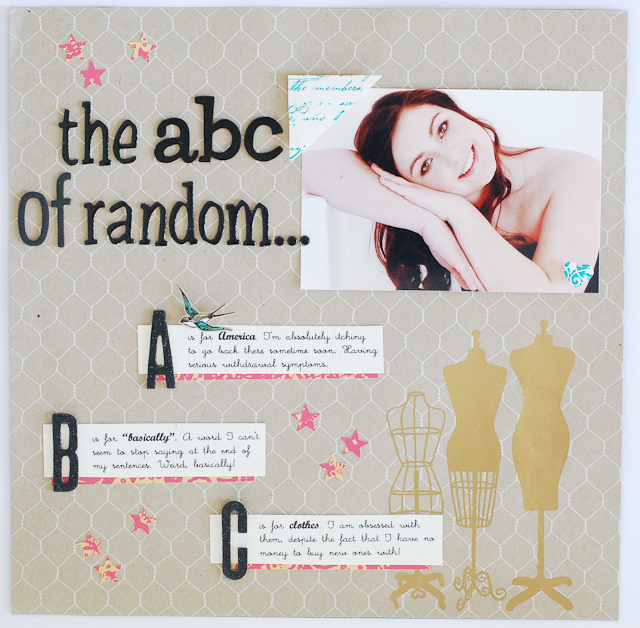The abc of random