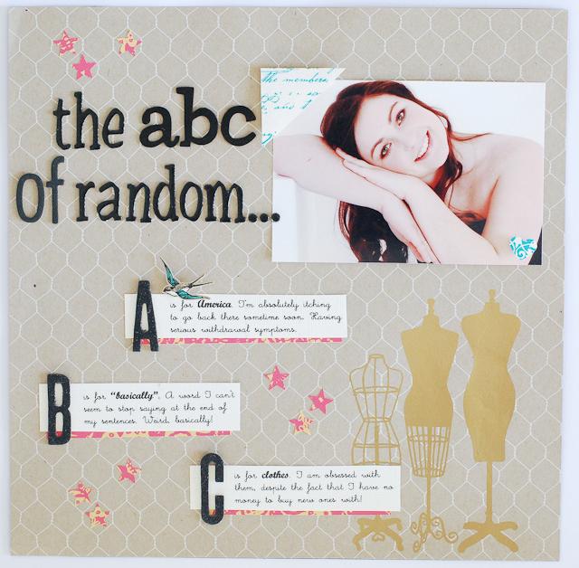 The abc of random