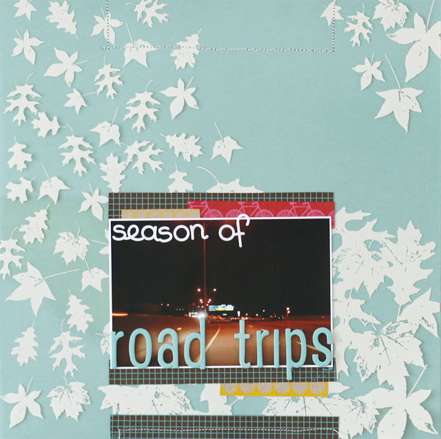 Season of road trips