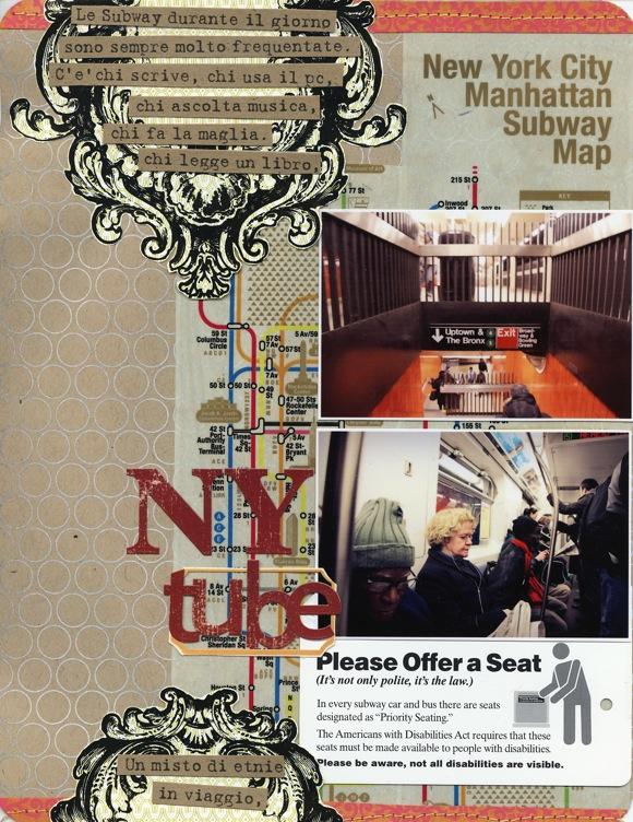 NY tube