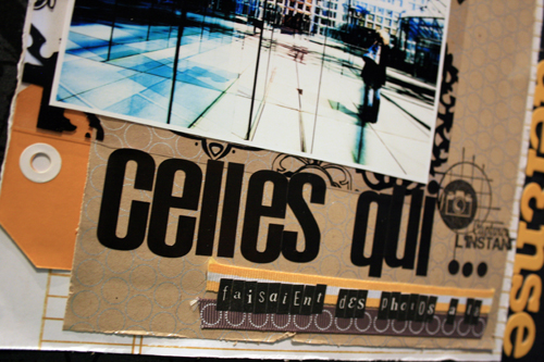 celine : kara scraplift