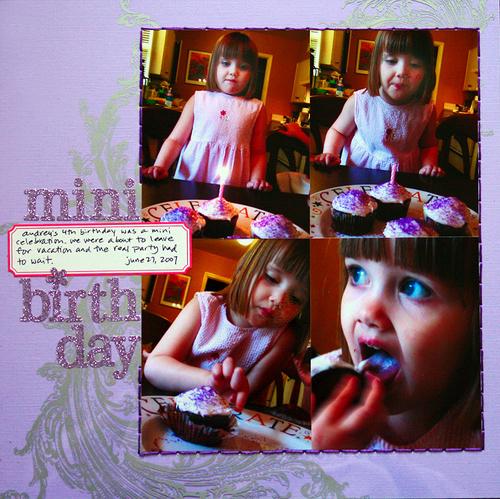 Minibirthday