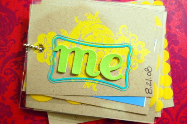 Me minibook-cover
