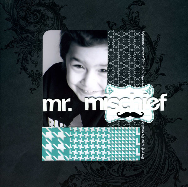 Mr mishcheif