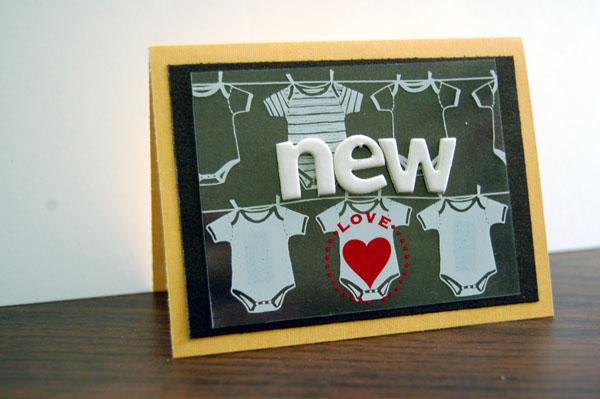 New love - hambly