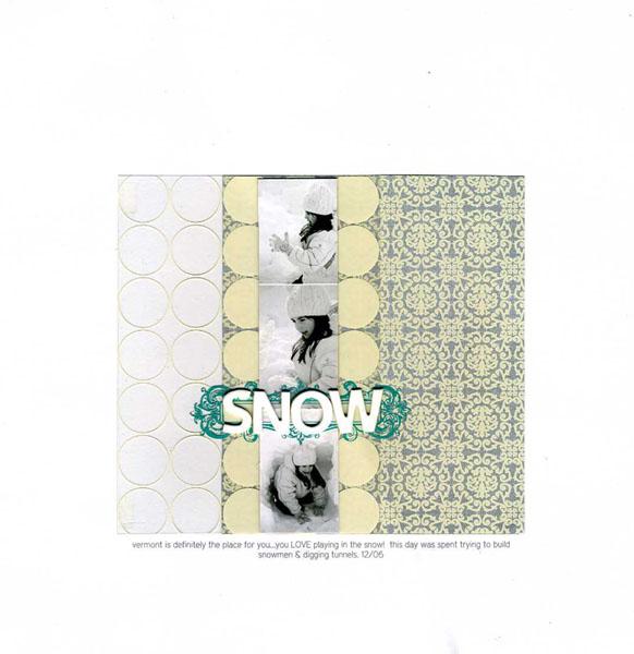 Snow-hambly